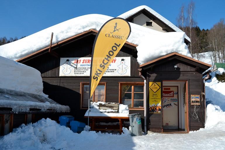 Ski centrum Petr