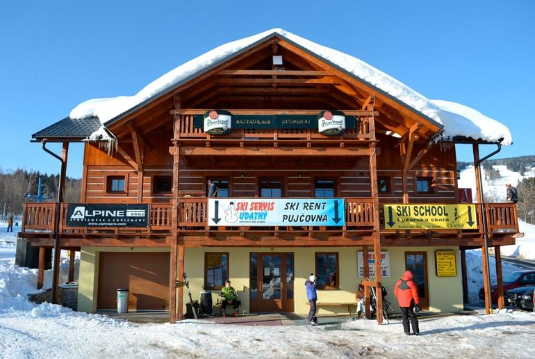 Ski servis Udatný